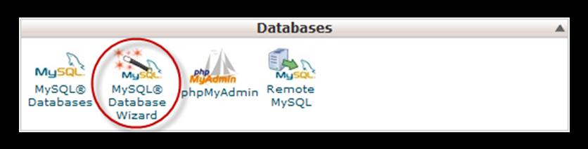 Hình 26: MySQL® Database Wizard