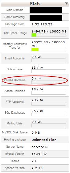 Hình 6: parket domains